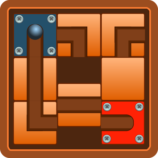 Ball Block Puzzle: Find the Path & Roll the Ball ! file APK for Gaming PC/PS3/PS4 Smart TV