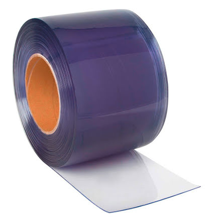 PVC-ridå 300x3 mm