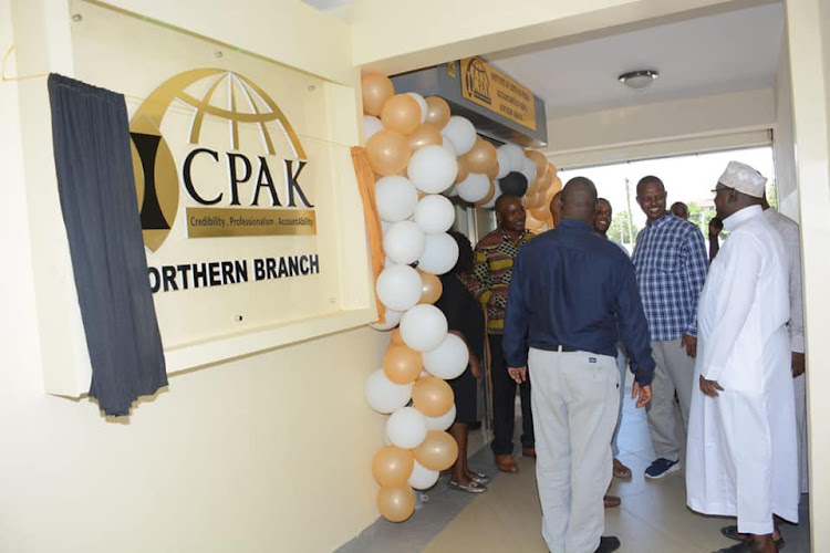 ICAPK offices in Garissa