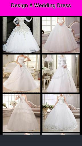 玩免費遊戲APP|下載Design A Wedding Dress app不用錢|硬是要APP