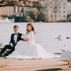 Wedding photographer Ioseb Mamniashvili (Ioseb). Photo of 14.05.2018