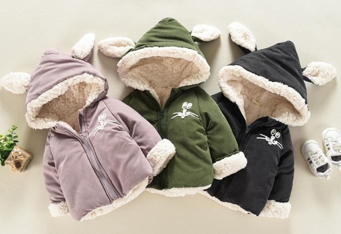 Najpiękniejsze kurtki dla niemowląt  - Sklep dziecięcy online AZUZA.eu 12