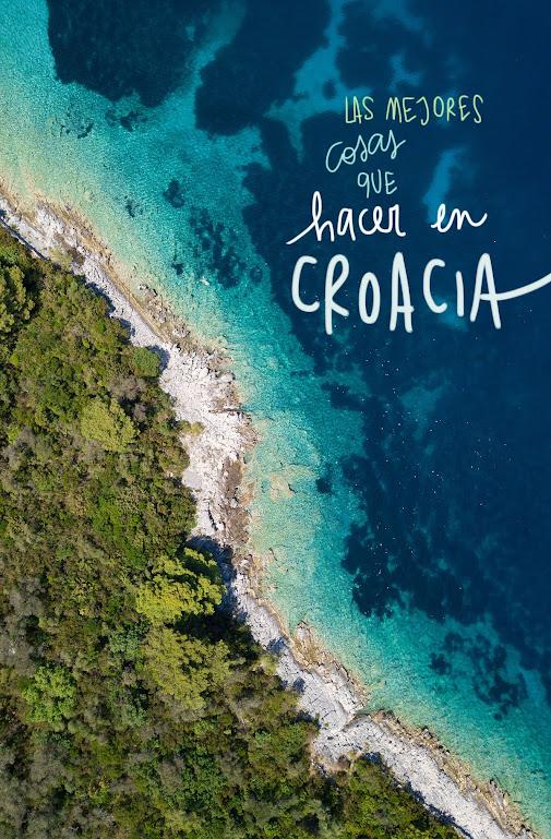 que ver y hacer en Croacia