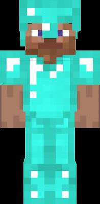 Diamond Armor Nova Skin