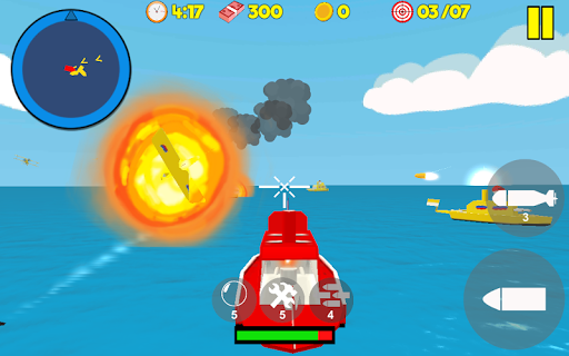 Otok-otok: 3D Warship Combat 1.0 androidappsheaven.com 4