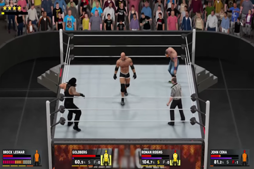 Hints WWE 2K17 Smackdown 1.0 screenshots 9
