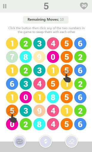 玩免費解謎APP|下載次の番号を取得する - シャープマインドを app不用錢|硬是要APP