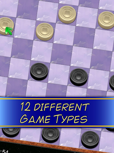 Checkers V+, online multiplayer checkers game 5.25.66 screenshots 6