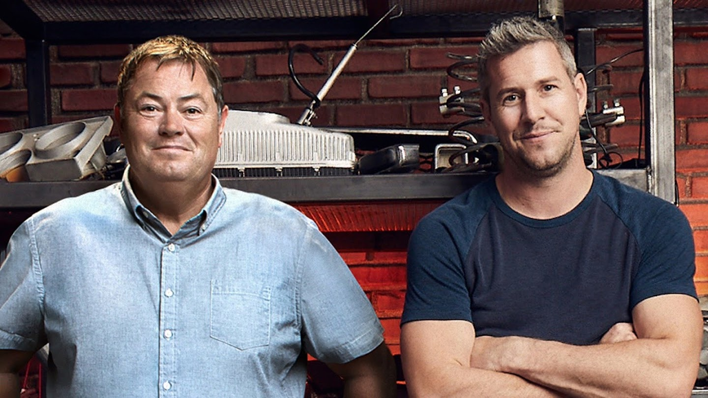 Watch Wheeler Dealers live