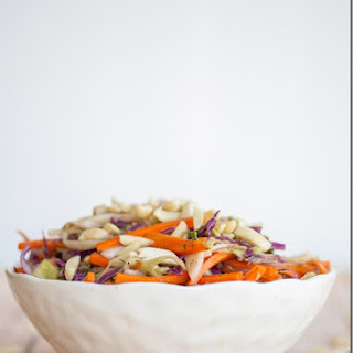 Asian Coleslaw (Paleo)