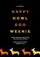 Happy Howl-Ooo-Weenie - Halloween item