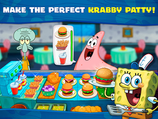 SpongeBob: Krusty Cook-Off 1.0.21 Screenshots 10