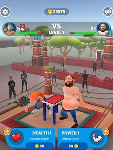 Slap Kings Mod Apk 1.3.1 (Unlimited Coins) 6