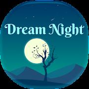 Dream night animated sms