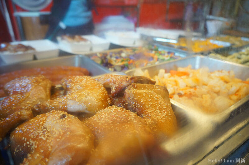 百順滑口燒鴨餐廳,南投水里美食-6
