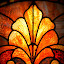 Shades of Gold by Rhonda Kay - Artistic Objects Glass