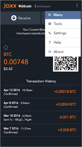 玩免費財經APP|下載Jaxx Blockchain Wallet app不用錢|硬是要APP