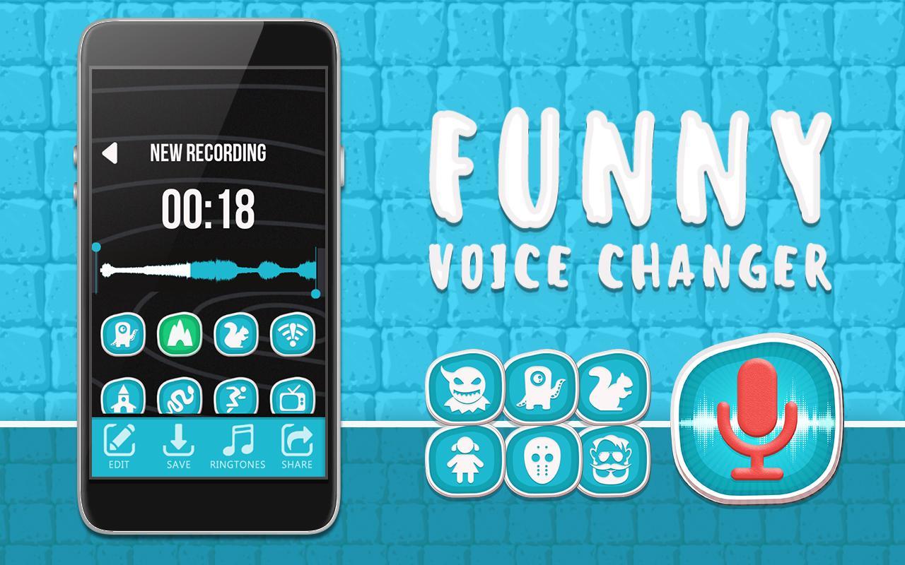 Lucu Pengubah Suara Redaktur Apl Android Di Google Play