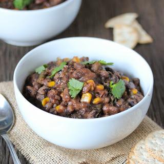 Slow Cooker Orca Bean Soup Recipe