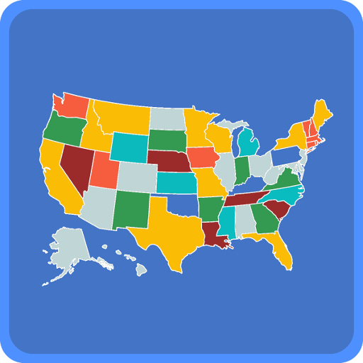 Us Map Quiz 50 States Quiz Us States Quiz - Us-map-50-states