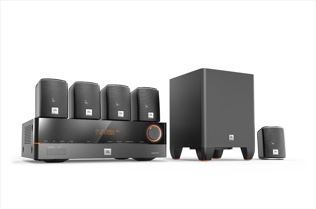JBL CINESYSTEM Home Theatre System