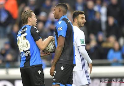 Bruges a reçu une offre de 11 millions d'euros pour l'un de ses joueurs