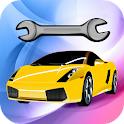 Car Safety And Repair Guide icon