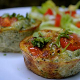 Mini Muffin Omelettes Recipe