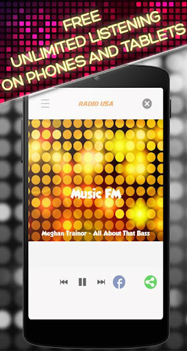 FM Radio USA Free  screenshots 2
