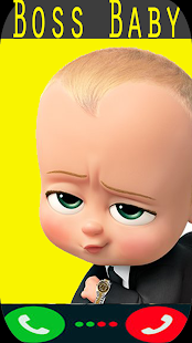 call Boss Baby 2018 - náhled