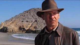 El mítico sombrero de Indiana Jones también está vinculado al cine rodado en Almería.