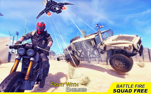 Battle Fire Squad Free Survival: Battleground Game android2mod screenshots 6