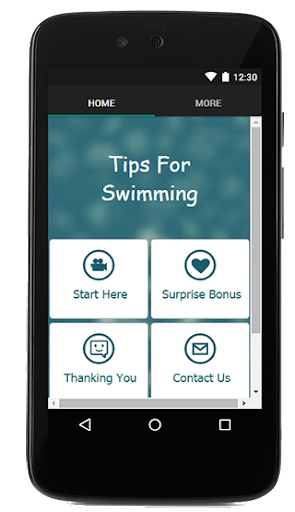 Tips For Swimming
