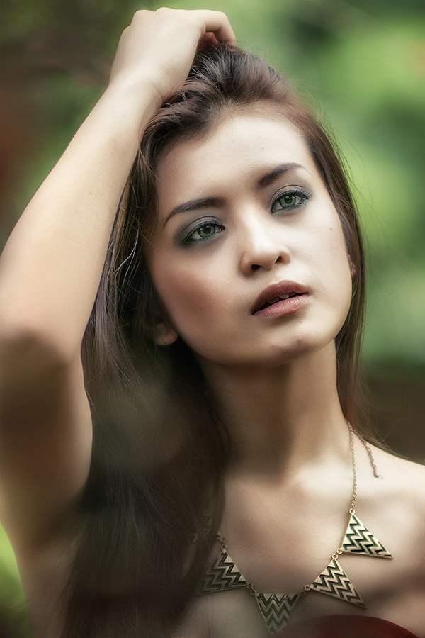 Shelvy by Andy R Effendi - People Portraits of Women