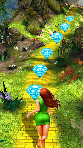 Subway Princess Jungle Adventure android2mod screenshots 1