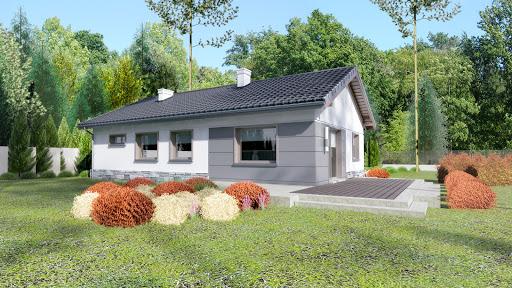 projekt Dom przy Przyjemnej 9