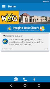 West Gilbert - náhled