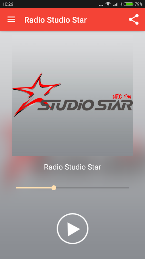 Radio Studio Star NRG FM- screenshot
