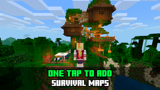 Survival Maps 1.2 screenshots 1
