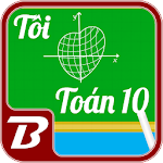 Toan lop 10 Icon