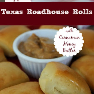 Copycat Texas Roadhouse Rolls and Cinnamon Honey Butter