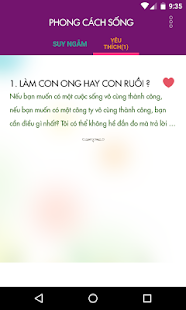 Phong Cach Song - náhled