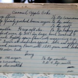 Apple Cake Margarine Recipes