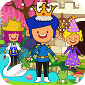 My Pretend Fairytale Land - Kids Royal Family Game