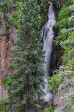 Photo: Lichen Falls; PEEC Waterfall Hike