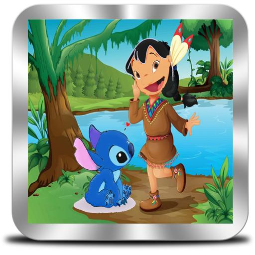 Lilo run & Stitch adventure