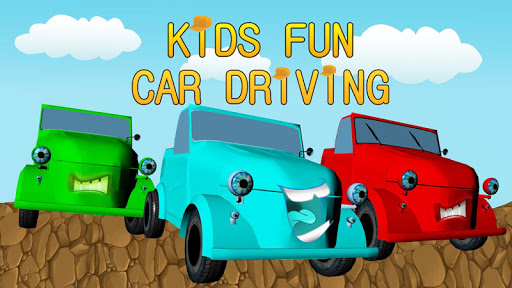 Hill Climb Kids Car Driving