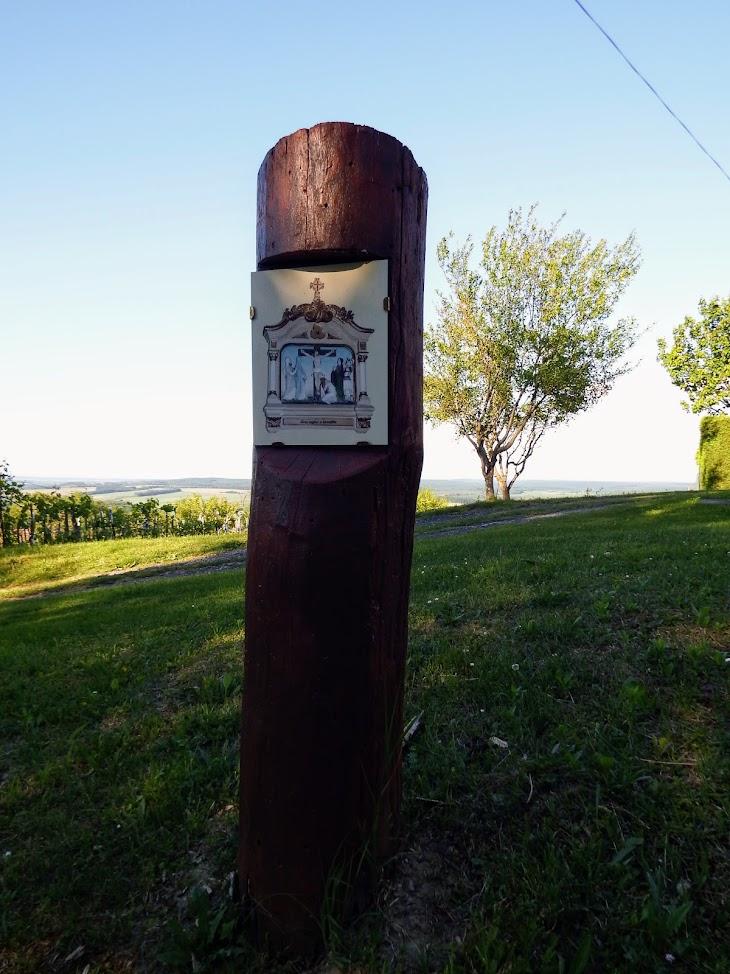 Páka - Keresztút a Kis-hegyen