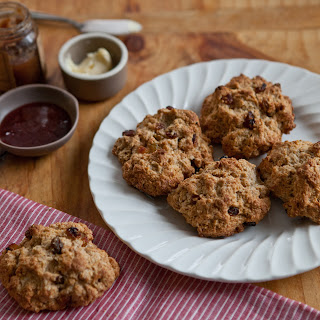 Orange Spiced Scones Recipes