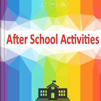 After School Activities Book